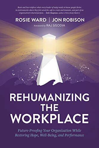 Rehumanizing the Workforce Book Cover